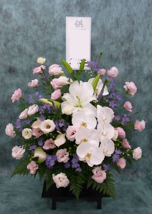 お悔やみの花 お供えの花