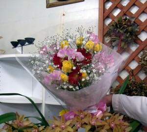お任せ花束