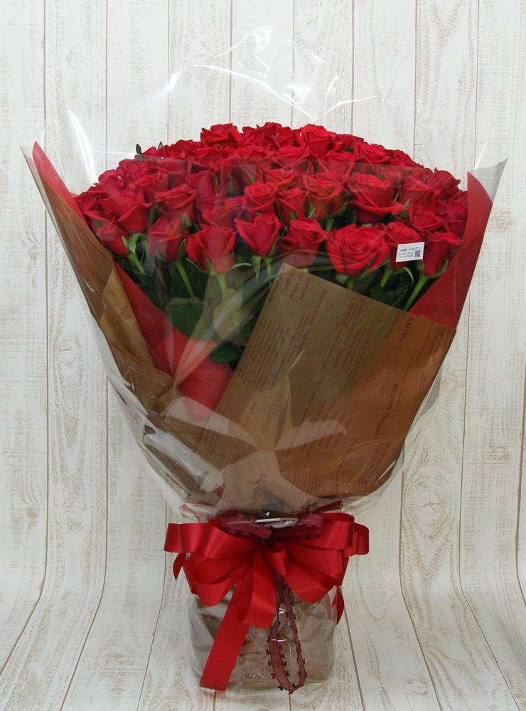 108本のバラの花束1 プロポーズ